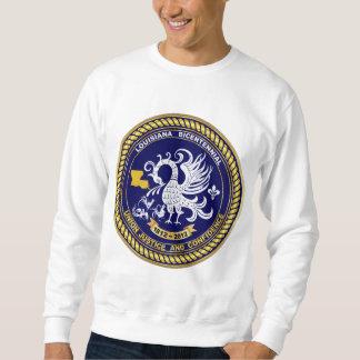 Zweihundertjähriger Karneval 1812-2012 Louisiana Sweatshirt
