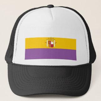 Zweit-spanisch-RepublikFlagge Truckerkappe