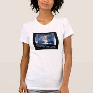 Zweite Änderungs-willkommener Behälter T-Shirt