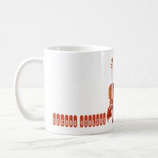 Zweite Violinen-Tasse Kaffeetasse