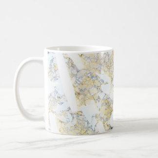 zweite Weiß-Tasse der Regel 5 Kaffeetasse