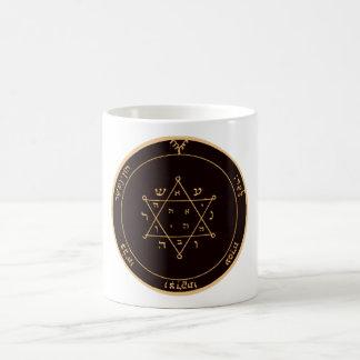 Zweites Pentagramm von Jupiter Kaffeetasse