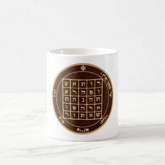 Zweites Pentagramm von Saturn Kaffeetasse