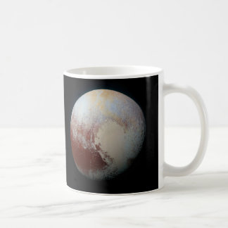 Zwergartiger Planet Pluto Kaffeetasse