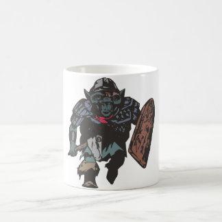 Zwergenkrieger Krieger Zwerg dwarf warrior Kaffeetasse