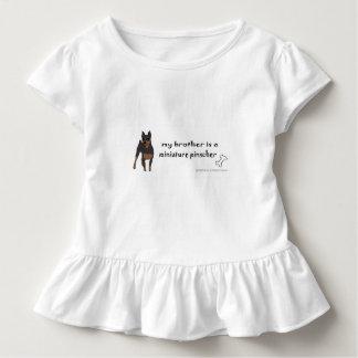 Zwergpinscher Kleinkind T-shirt