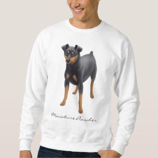 Zwergpinscher-Sweatshirt Sweatshirt
