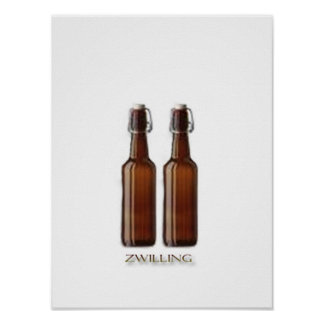 Zwilling Posters