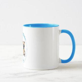 Zwillings-Tierkreis-Katzen-Tasse Tasse