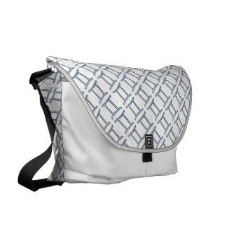 Zwillings-Tierkreis-Symbol-Element Kurier Taschen
