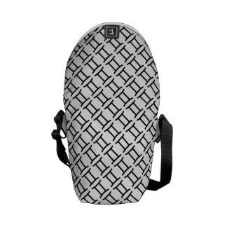 Zwillings-Tierkreis-Symbol-Standard Kurier Taschen