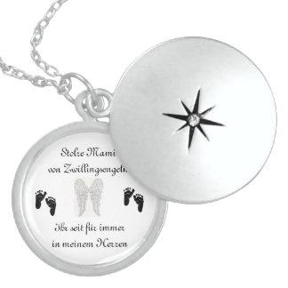 Zwillingskette für Sternenmamas Anhänger