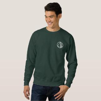 Zwillingsstädte, Spokane u. pazifische Eisenbahn Sweatshirt