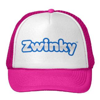 Zwinky Logo-Hut - Rosa Kult Kappen