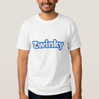 Zwinky Logo-T - Shirt - Weiß