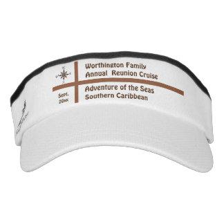 Zwischenlagen-Kompass-Rosen-kundenspezifische Visor