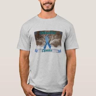 Zwischenräumlicher Blasenkatarrh - kämpfend, T-Shirt
