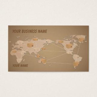 Zwischenstaatlicher Handel Visitenkarte