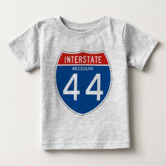 Zwischenstaatliches Zeichen 44 - Missouri Baby T-shirt