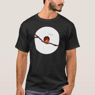 Zwitscherndes Gezwitscher des kleinen Wettkampfs T-Shirt