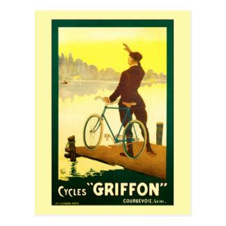 Zyklen Griffon durch WalterThor Postkarte
