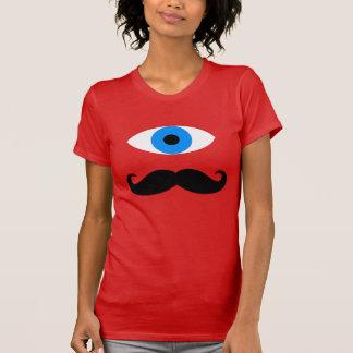 Zyklope mit dem Schnurrbart T-Shirt