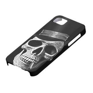 Zylinderschädel iPhone 5 Schutzhüllen