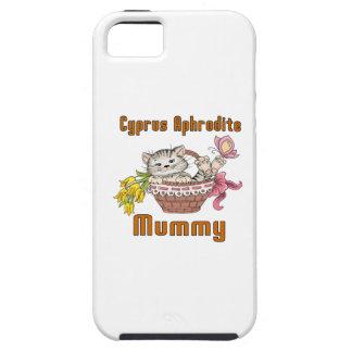Zypern-Aphrodite-Katzen-Mamma Etui Fürs iPhone 5
