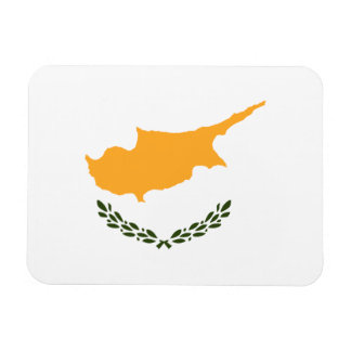 Zypern-Flagge Magnet