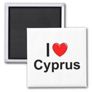 Zypern Quadratischer Magnet