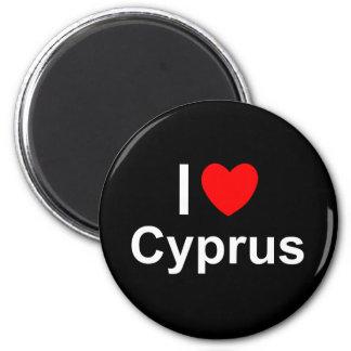 Zypern Runder Magnet 5,1 Cm