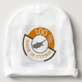 ZYPERNWappen 100% Babymütze