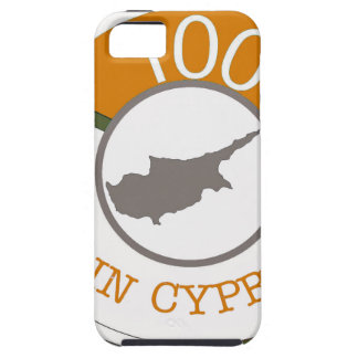 ZYPERNWappen 100% iPhone 5 Hülle