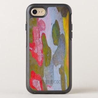 Zypresse-Baumrindemuster, Italien OtterBox Symmetry iPhone 8/7 Hülle