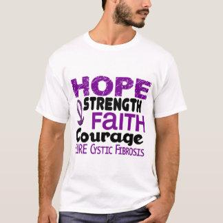 Zystische Fibrose HOFFNUNG 3 T-Shirt