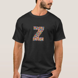 zzz ALPHABET-JUWEL-GLITZERN T-Shirt